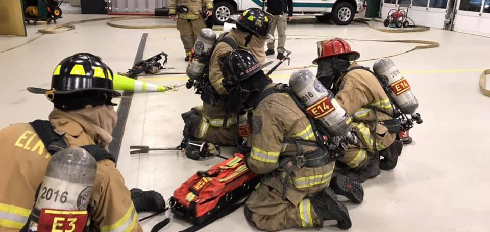 MAYDAY, RIT, & FF Survival Training