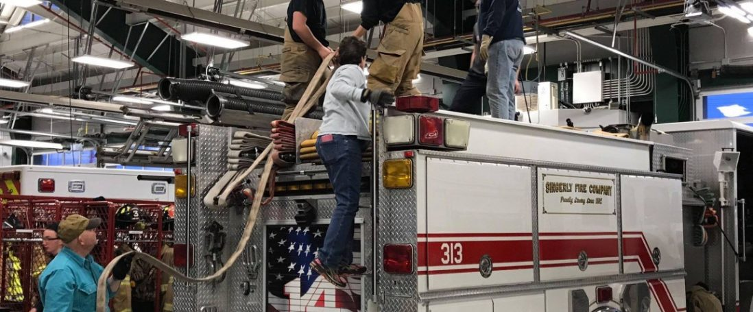 Training: Hose-loads and Deployments