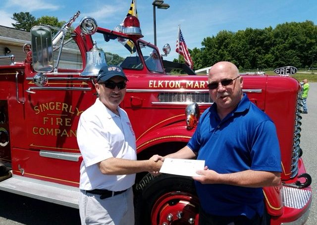 Elkton Moose Lodge Support