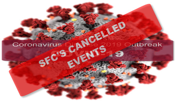 Recent Cancelled Events
