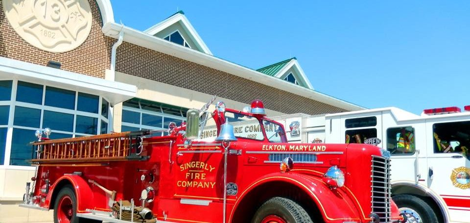 Elkton Inaugural Antique Fire Apparatus Muster